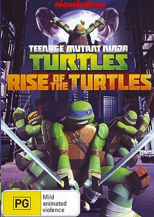 Teenage Mutant Ninja Turtles: Rise Of The Turtles Edizione ...