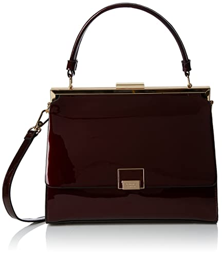 6795db681bfd Dune Womens Dame Top-Handle Bag Red (Berry)  Amazon.co.uk  Shoes   Bags