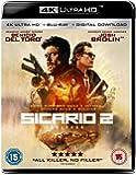 Sicario 2: Soldado [4K UHD + Blu-ray]