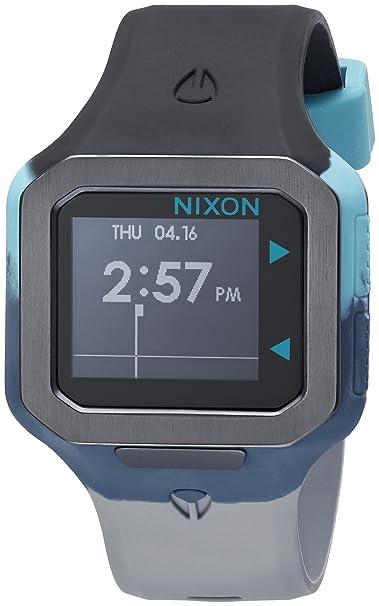 Nixon The Supertide reloj