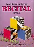 BASTIEN - Recital Nivel 1º para Piano (WP211E)