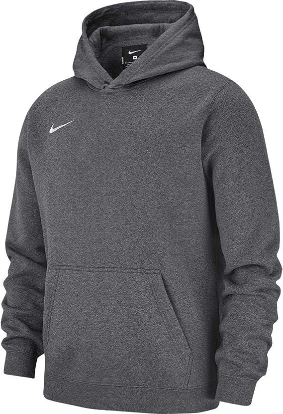Nike Team Club 19 Crew Sweat à capuche Mixte Enfant