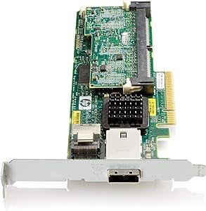 HP Smart Array P212/256 Controller SAS Raid Controller PCI-Express (Renewed)