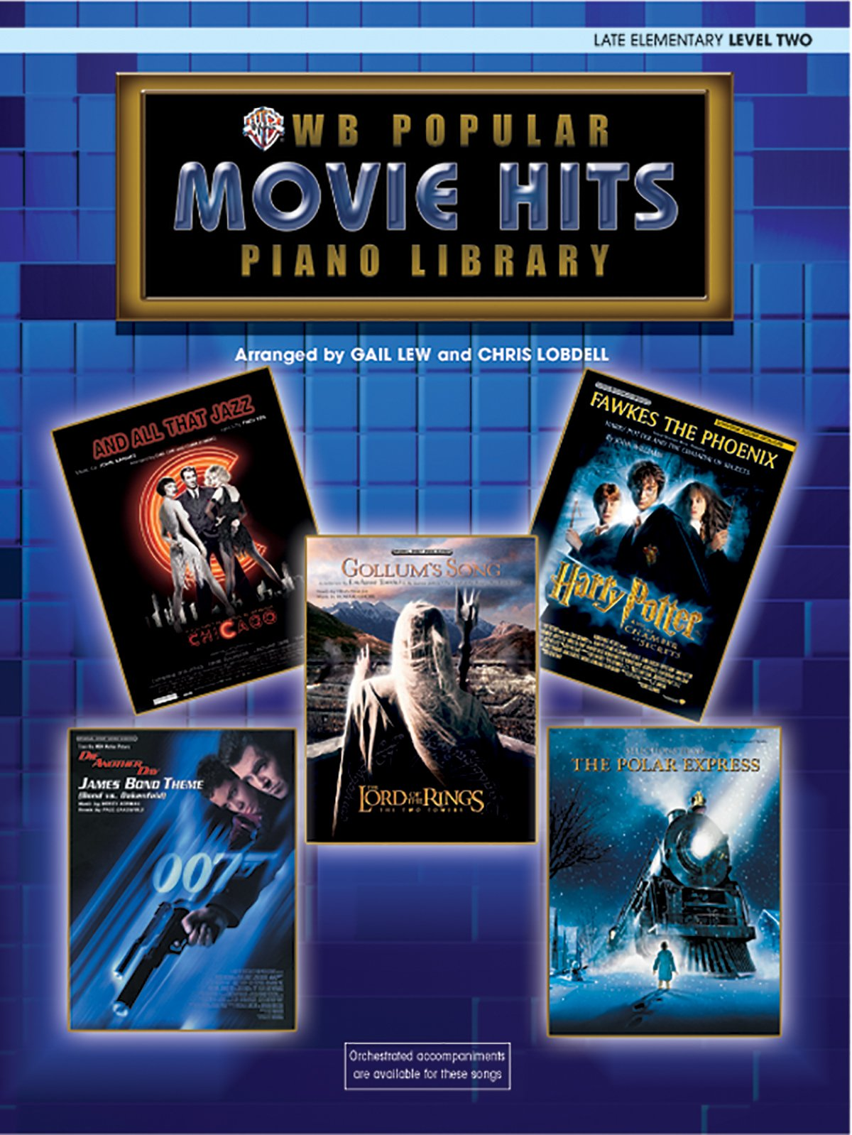 Popular Piano Library Movie Hits: Level 2 pdf
