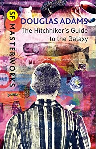 Giveaway: Hitchhiker's Guide to the Galaxy