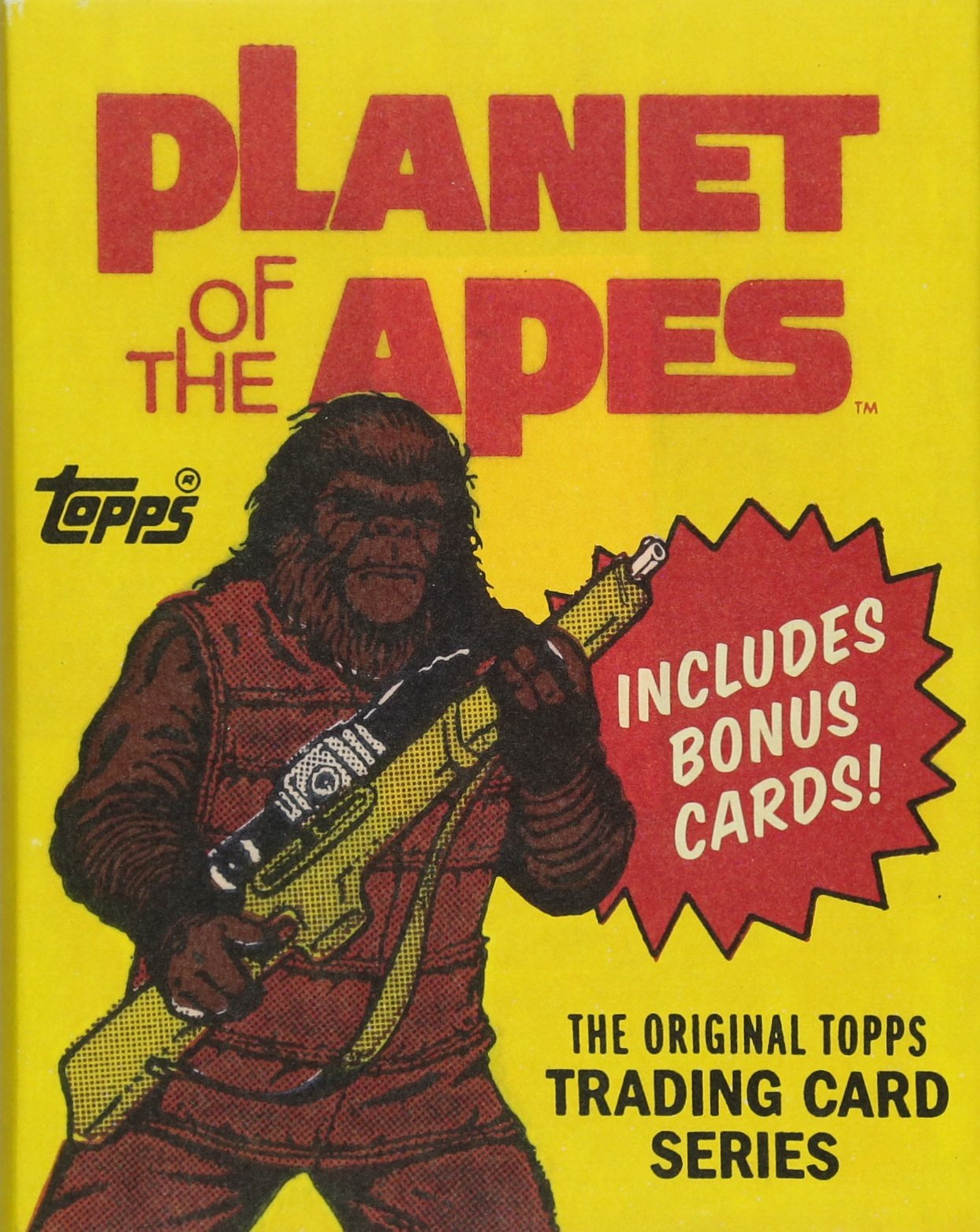 Download Planet of the Apes: The Original Topps Trading Card Series PDF