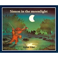 Simon in the moonlight