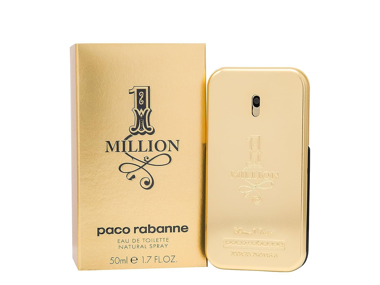 Paco Rabanne 1 Million Eau De Toilette Pour Homme 200 Ml Amazonfr