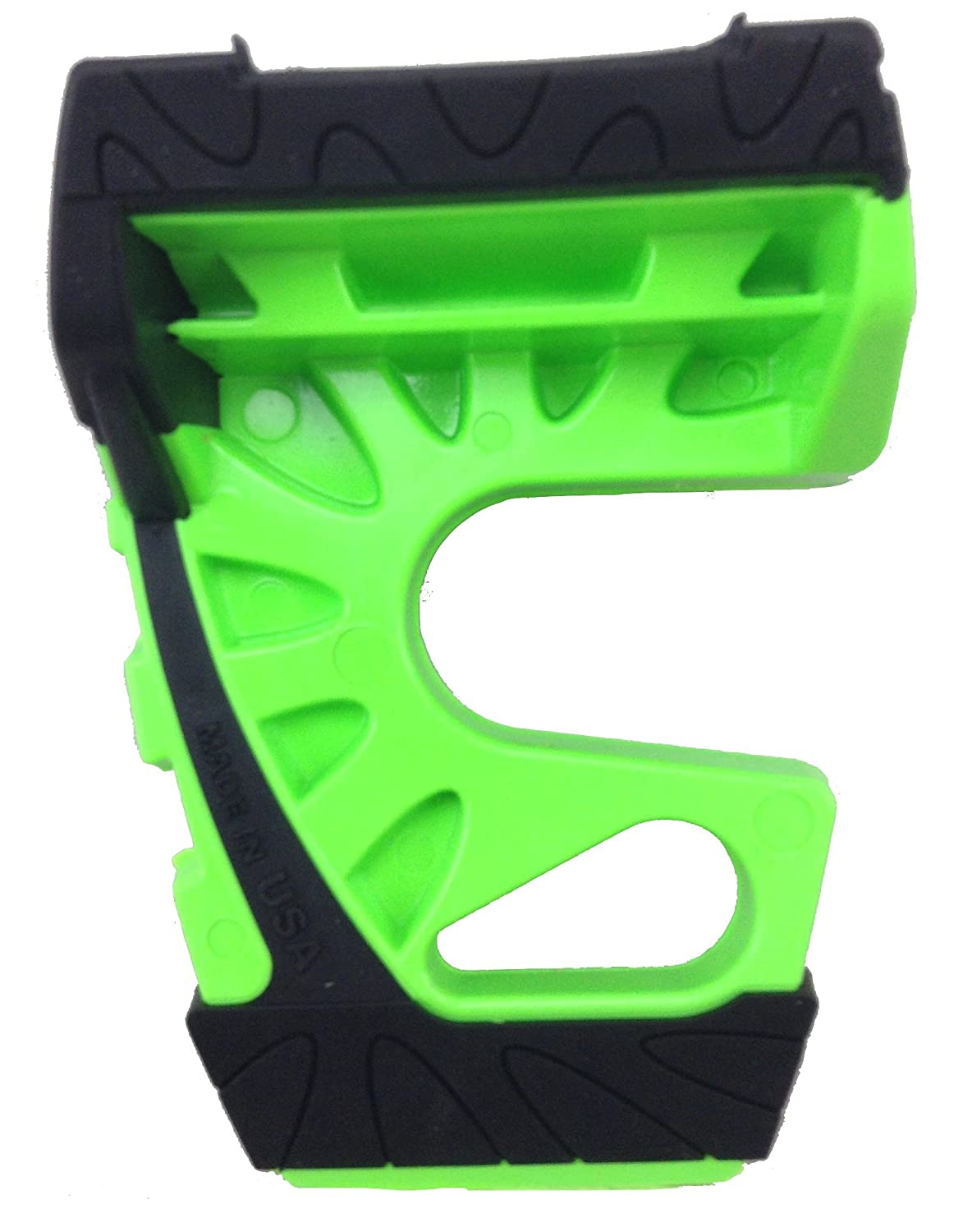 Wedge-It The Ultimate Door Stop Lime Green 12 Pack