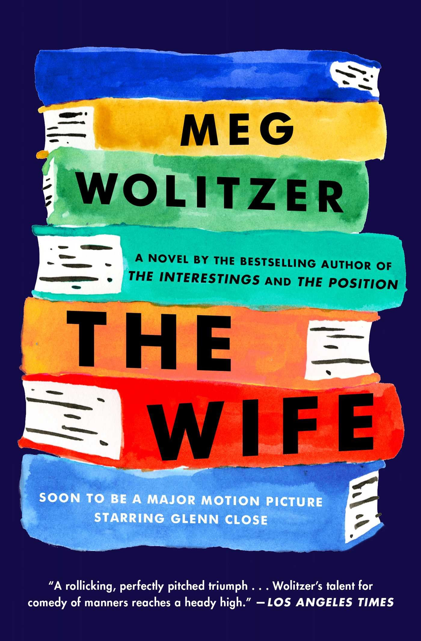 Image result for the wife meg wolitzer book