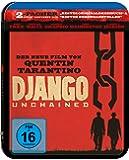 Django Unchained - Steelbook [Alemania] [Blu-ray]