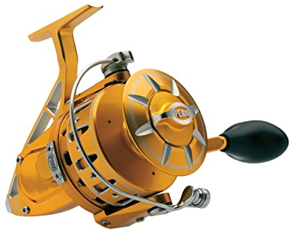 8d0eee067b3d3 Amazon.com   Penn Gold Label Series Torque Spinning Reel (Gold