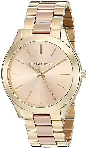 Michael Kors Slim Runway horloge MK3493