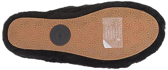 97a6041e5e65 UGG - Fluff Yeah 1095119 - Black  Amazon.co.uk  Shoes   Bags