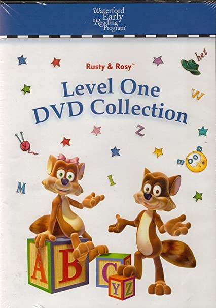 Amazoncom Waterford Early Reading Program Rusty Rosy Level One