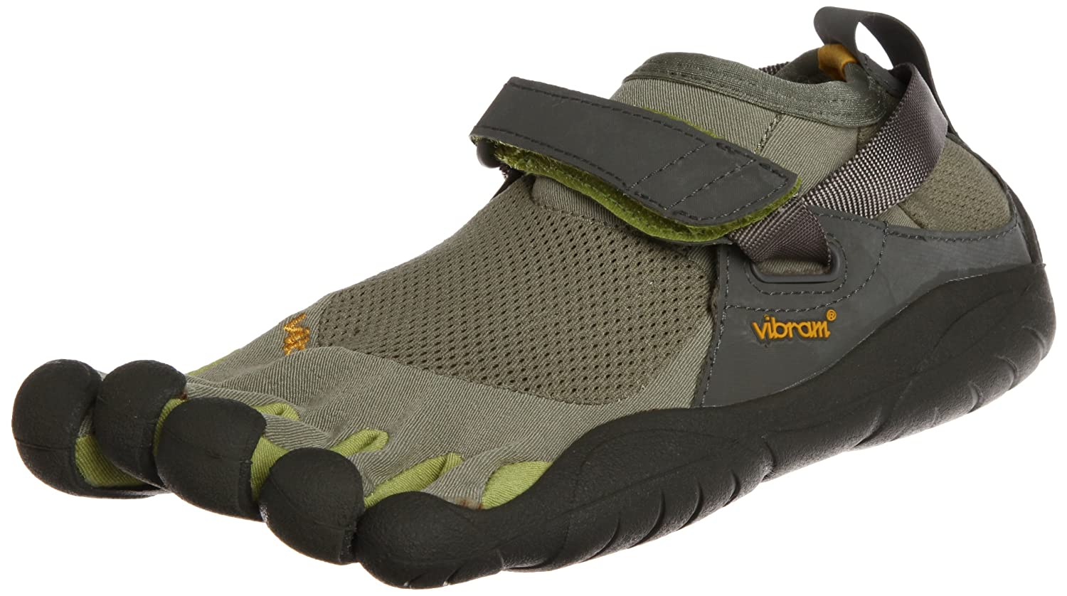 Vibram Women's KSO Grey/Palm/Clay Cross Trainer