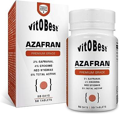 AZAFRAN 50 Comp. - Suplementos Alimentación y Suplementos ...