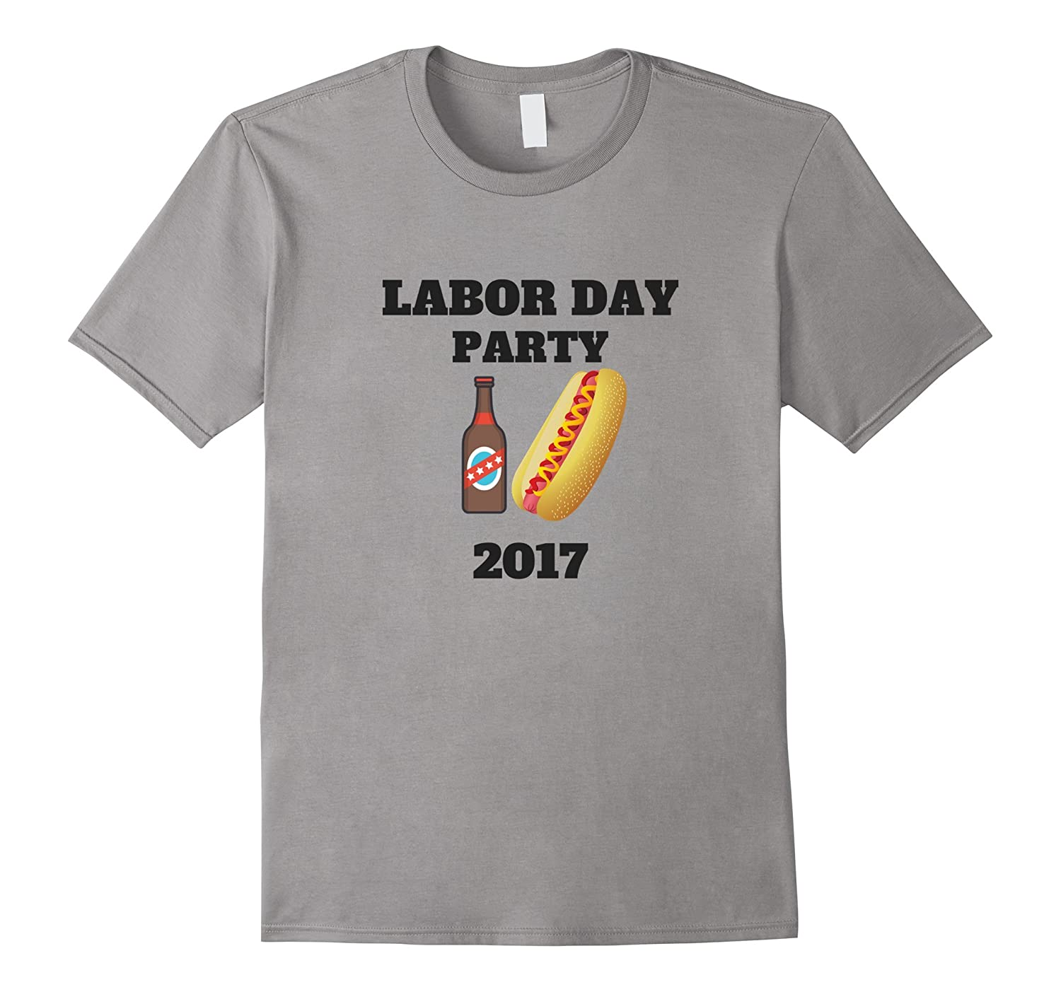 Labor Day Party T shirt 2017-BN