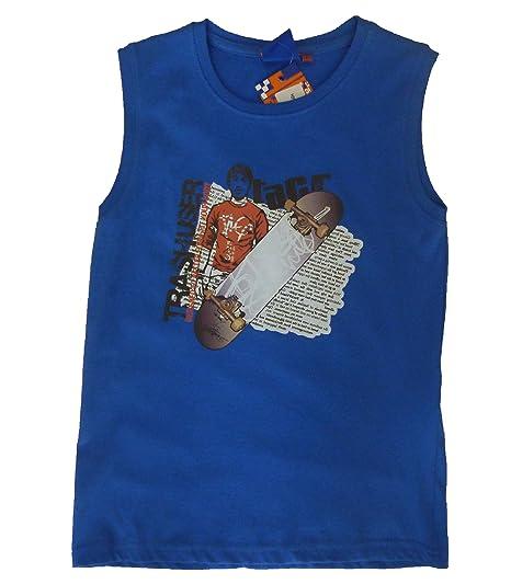 79c769d37 losan OPT JUNIOR - camisetas de tirantes - para niño 8 años  Amazon.es  Ropa  y accesorios
