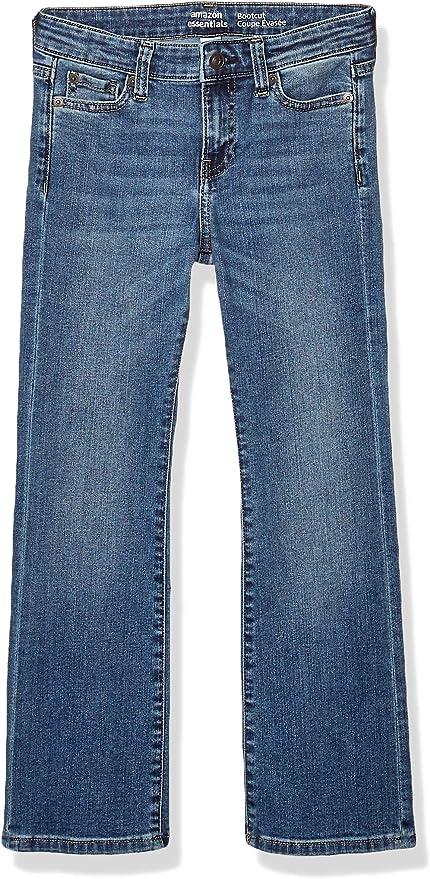 10S US Essentials Girls Skinny Jeans Arizona//Light