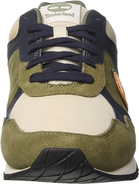 Timberland Retro Runner Oxford, Sneakers Basse Uomo