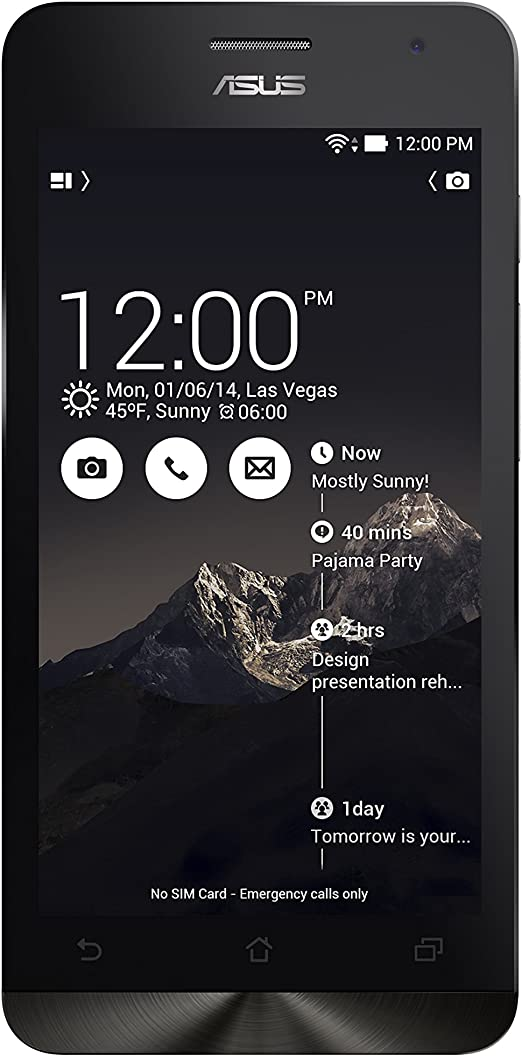 Asus Zenfone 5 - Smartphone libre Android (pantalla 5