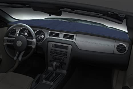 Poly Carpet Charcoal Coverking Custom Fit Dashcovers for Select Nissan Titan Models