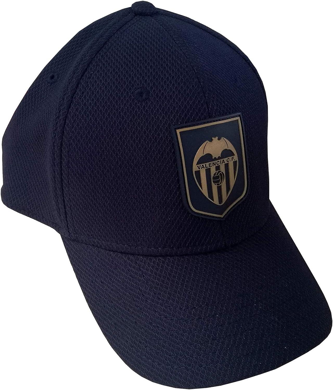 Valencia CF 01GOR23 Gorra, Azul Marino, Talla Única: Amazon.es ...