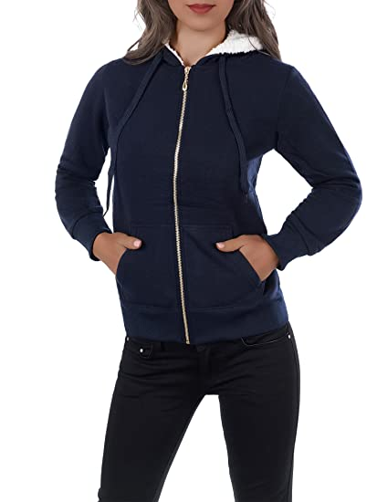 L718 Damen Pullover Long Kapuzenpullover Sweatshirt Hoodie Jacke Langarm
