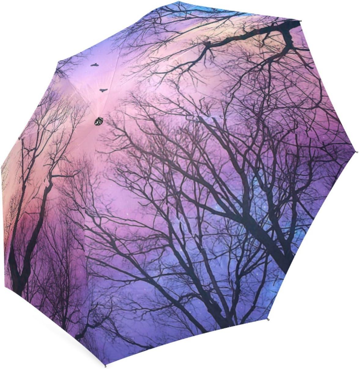 Beautytool Customized A New Day Will Dawn Folding Travel Umbrella