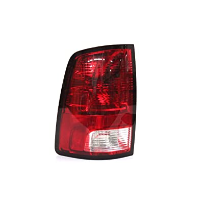 Genuine Chrysler Parts 55277415AA Driver Side Taillight Lens/Housing: Automotive