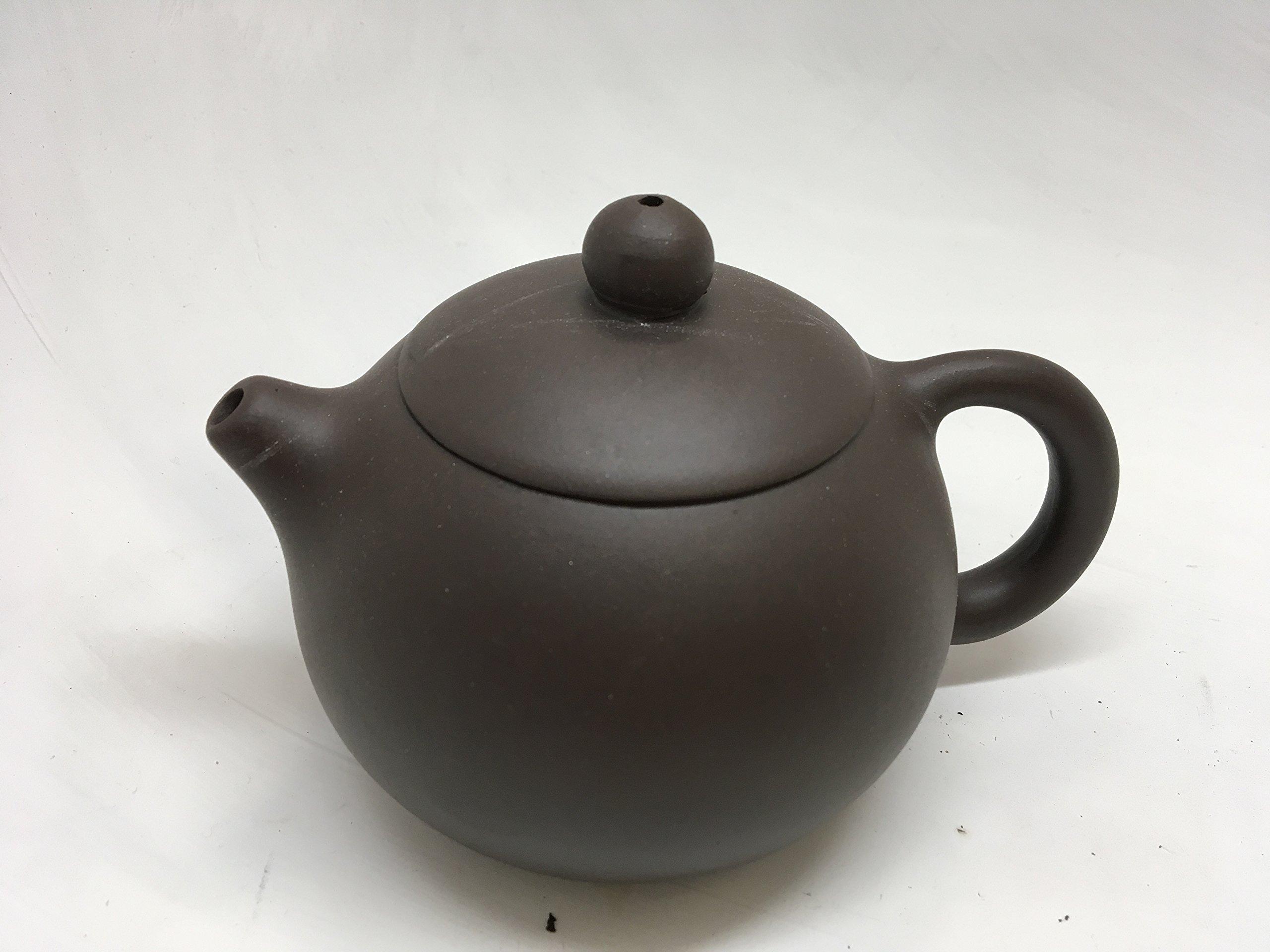 Music City Tea Yixing Tea Pot with 10oz Capacity Da Xishi #8 by Music City Tea