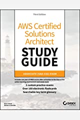 AWS Certified Solutions Architect Study Guide: Associate SAA-C02 Exam (Aws Certified Solutions Architect Official: Associate Exam) Paperback