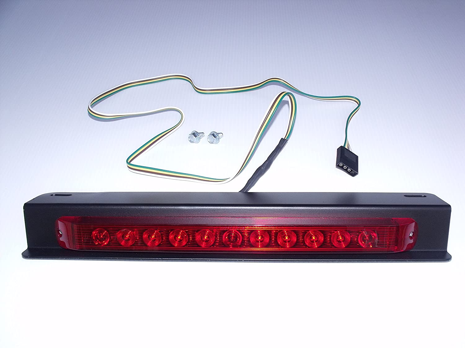 LED Light Bar kit for Hitch Cargo/Motorcycle/Bike Carriers tail lights and other automotive accessories Boss Truck Accessories