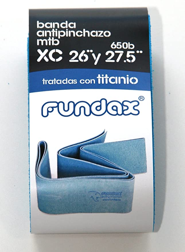 FUNDAX Banda antipinchazos de Piel XC 26