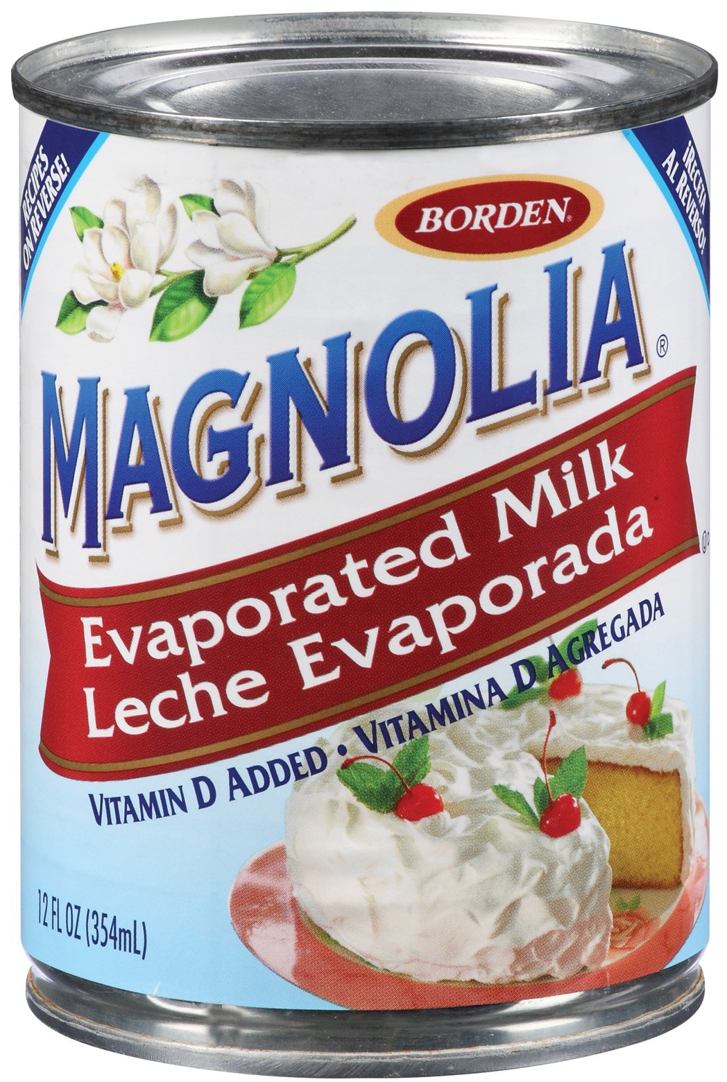 Magnolia Evaporated Milk, 12 Ounce (Pack of 24)