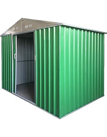 Casette Da Giardino In Metallo.Amazon It Casette Da Giardino Giardino E Giardinaggio