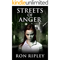 Streets of Anger: Supernatural Horror with Scary Ghosts & Haunted Houses (Tormented Souls Series Book 5) book cover