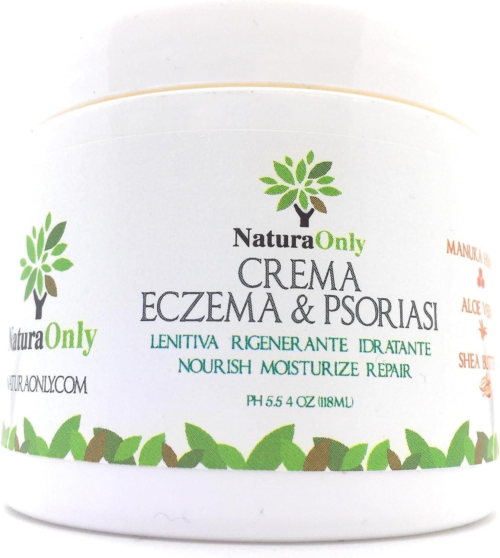 Crema para eccema y psoriasis Natura Only,
