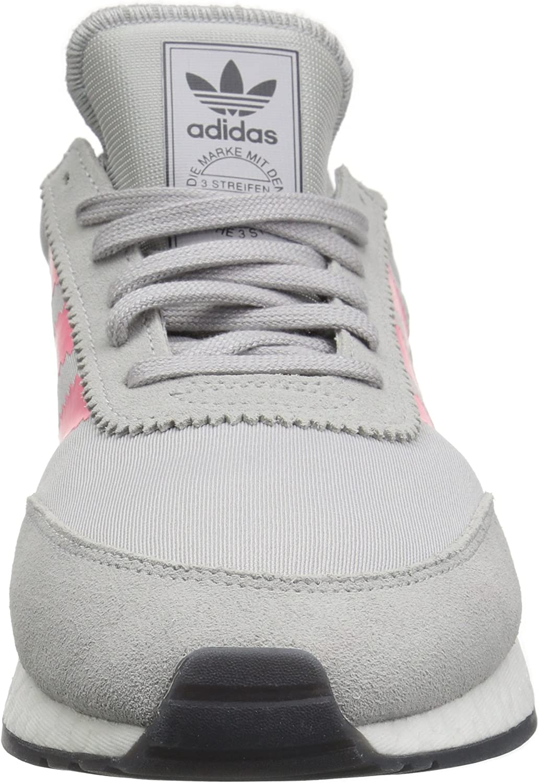adidas Originals Women's I 5923 Running Shoe, GreyChalk PinkBlack, 8 M US