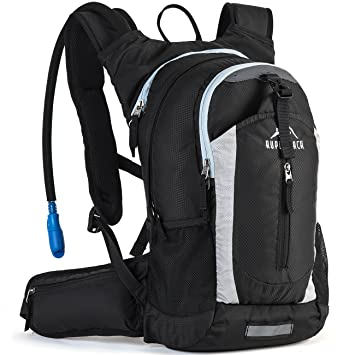 f5c1e704b8df RUPUMPACK Insulated Hydration Backpack Pack with 2.5L BPA FREE Bladder