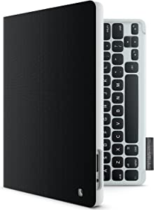 Logitech Keyboard Folio for iPad 2G/3G/4G - Carbon Black (Renewed)