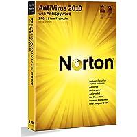 Norton Anti-virus 2010 1 user