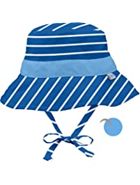 e40ff84f94a Baby Toddler Reversible Bucket Sun Protection Hat