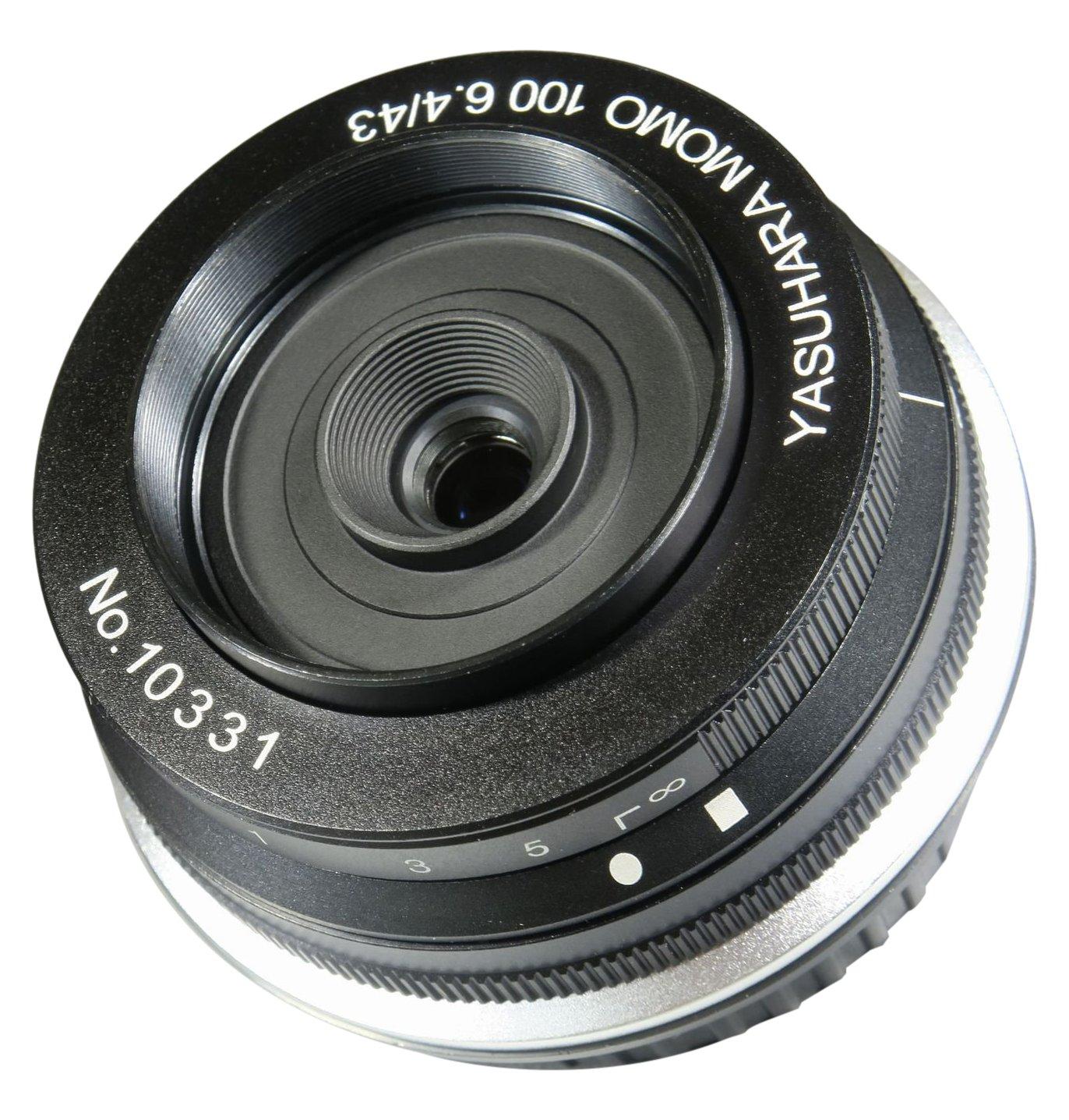 安原製作所 交換レンズ 43mm F6.4 MOMO100(EF)   B01LCFEXSG