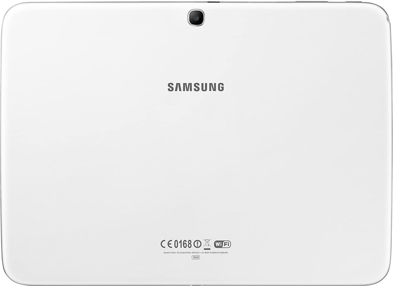 Samsung Galaxy P White Tablet dp BDIYSA