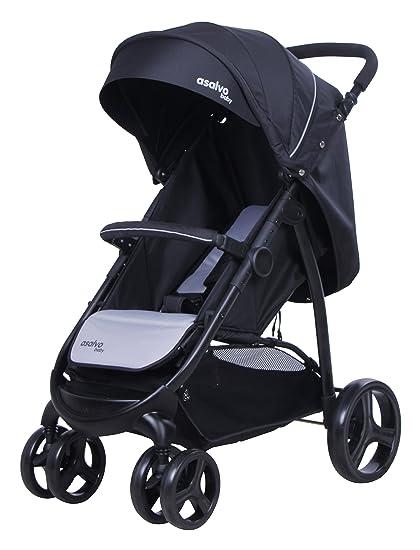 Asalvo 15617 - Silla de paseo plegable y multifuncional: Amazon.es: Bebé