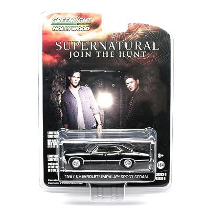 Amazoncom CHEVROLET IMPALA SPORT SEDAN From The Television - Supernatural show car