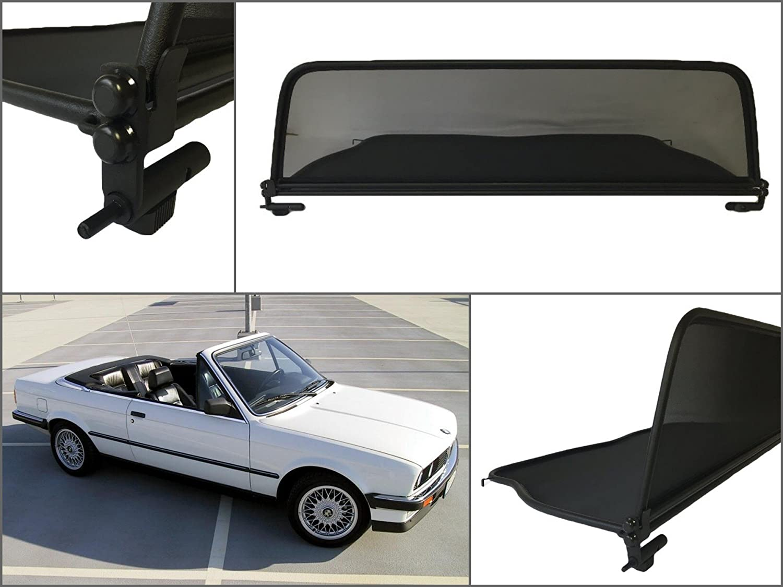 K /& R Filet Anti-Remous Coupe de vent BMW E30 E 30 D/éflecteur de Vent