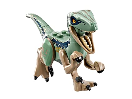 LEGO Jurassic World Fallen Kingdom Dinosaur Raptor -